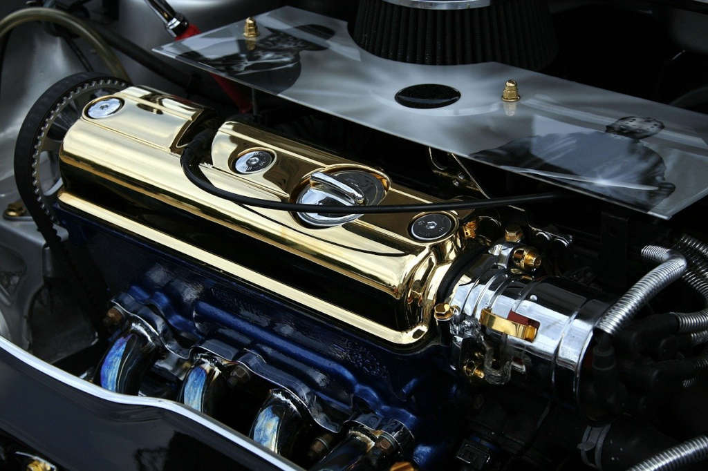 entretien moteur véhicule